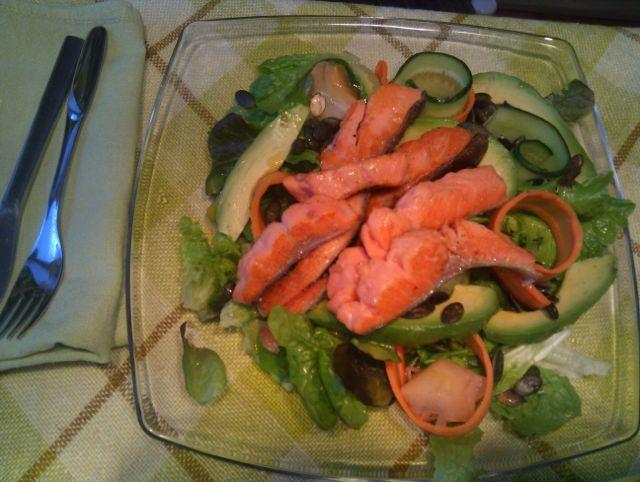 valmis salaatti